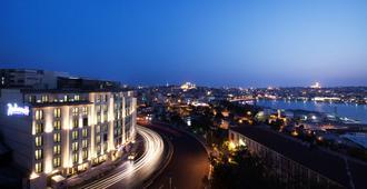 伊斯坦布尔佩拉丽笙酒店 - 伊斯坦布尔 - 户外景观