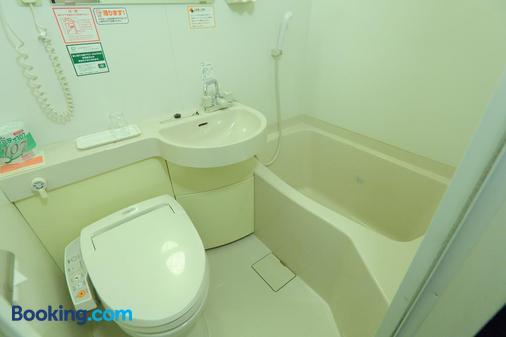 札幌北三西二酒店 - 札幌 - 浴室
