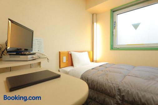 札幌北三西二酒店 - 札幌 - 睡房