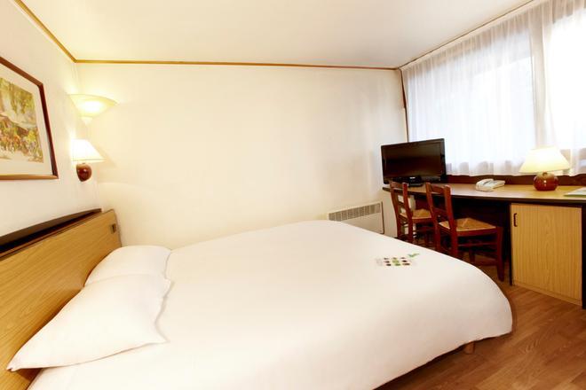 鹿特丹东钟楼酒店 - 鹿特丹 - 睡房