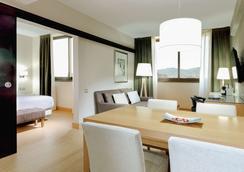 圣胡斯托霍斯波利亚酒店 - 巴塞罗那 - 睡房