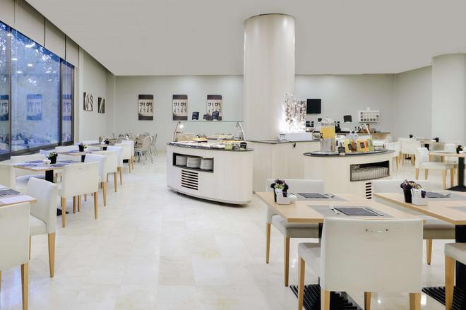 圣胡斯托霍斯波利亚酒店 - 巴塞罗那 - 餐馆