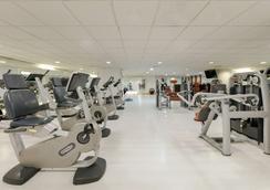 圣胡斯托霍斯波利亚酒店 - 巴塞罗那 - 健身房