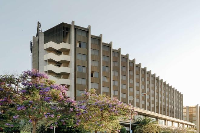 圣胡斯托霍斯波利亚酒店 - 巴塞罗那 - 建筑