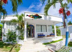 玛哈洛之家酒店 - 圣安德列斯 - 建筑