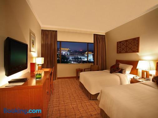 西安君乐城堡酒店(原长安城堡大酒店) - 西安 - 睡房