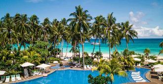 长滩岛太阳码头度假村 - 长滩岛 - 游泳池