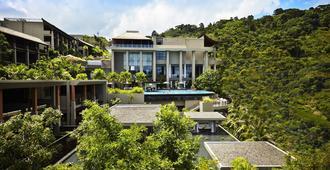美憬阁普吉岛芭东爱维斯塔度假酒店 - 普吉岛 - 建筑