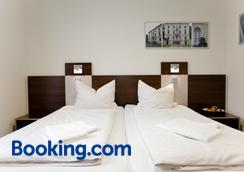 杜塞尔多夫青年旅馆 - 杜塞尔多夫 - 睡房