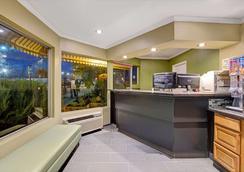 速8圣克鲁斯/海滩浮桥东酒店 - 圣克鲁兹 - 大厅