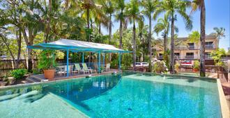 凯恩斯市谢里登汽车旅馆 - 凯恩斯 - 游泳池