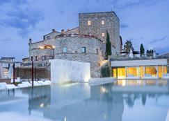 维罗纳城堡度假村 - 全球领导酒店 - 蒙达奇诺 - 建筑