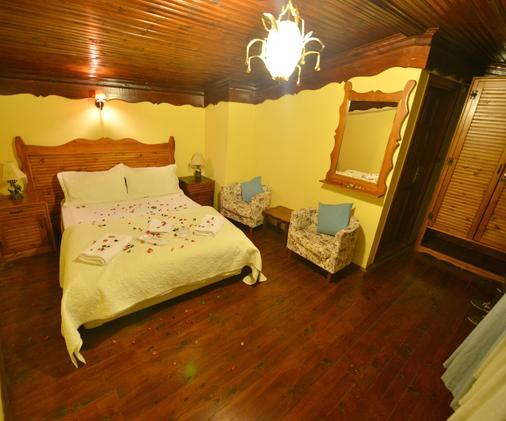 埃尔利欧汽车旅馆 - 赛尔 - 睡房