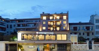 最佳西方Plus酒店-滨海路 - 土伦 - 建筑