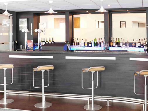 诺富特格拉斯哥中心酒店 - 格拉斯哥 - 酒吧