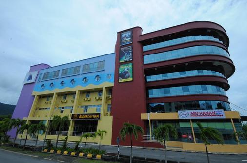 瓜拉马六甲酒店 - 兰卡威 - 建筑