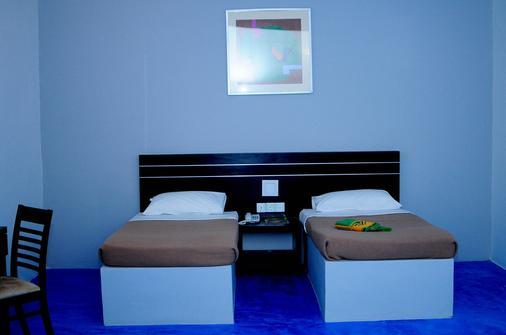瓜拉马六甲酒店 - 兰卡威 - 睡房