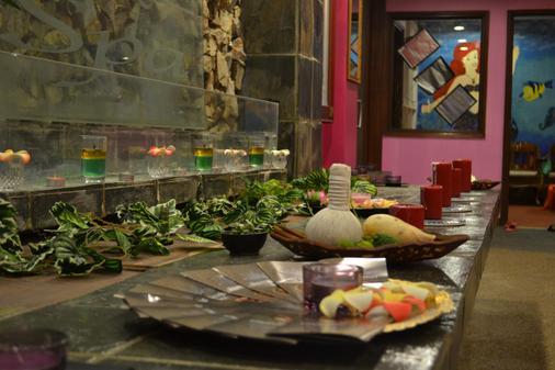 瓜拉马六甲酒店 - 兰卡威 - 食物