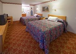韦瑟福德美洲最佳价值酒店 - 韦瑟福德 - 睡房