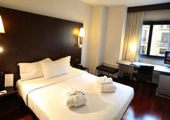 贝拉玛丽酒店 - 巴塞罗那 - 睡房