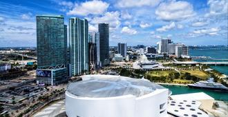 迈阿密市中心港口假日酒店 - 迈阿密 - 户外景观