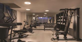 汉堡仓库城阿迪娜公寓酒店 - 汉堡 - 健身房