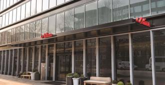 汉堡仓库城阿迪娜公寓酒店 - 汉堡 - 建筑