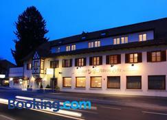 安德里斯河芬酒店 - 多恩比恩 - 建筑