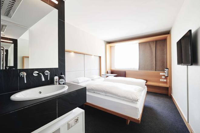 格拉茨 丹尼尔酒店 - 格拉茨 - 睡房