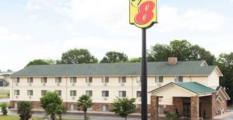 安德森-克莱姆森区速8酒店 - 安德森(南卡罗来纳州) - 建筑