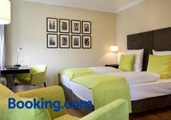 汉堡酒店 - 法兰克福 - 睡房