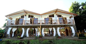 提努伊小屋酒店 - 安加罗阿 - 建筑
