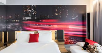 诺富特波尔多中心酒店 - 波尔多 - 睡房