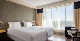 海牙nh酒店 - 海牙 - 睡房