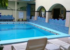 国王旅馆酒店 - 圣布拉斯(纳亚里特州) - 游泳池
