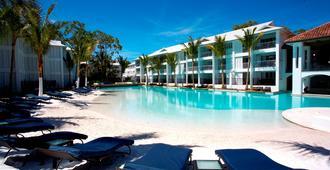 胡椒海滩俱乐部酒店 - 道格拉斯港 - 游泳池