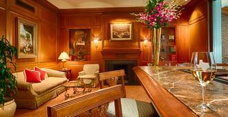 休斯敦俱乐部spa酒店 - 休斯顿 - 酒吧