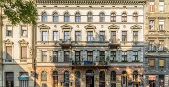 布达佩斯市中心白银酒店 - 布达佩斯 - 建筑