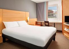 宜必思利物浦中心阿尔伯特码头 - Liverpool One购物中心酒店 - 利物浦 - 睡房