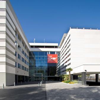 阿瑟尔巴拉哈斯酒店 - 马德里 - 建筑