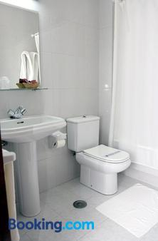 科姆波斯特拉酒店 - 维戈 - 浴室