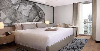 上海辉盛庭国际公寓 - 上海 - 睡房