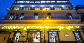 太阳酒店 - 庞贝 - 建筑