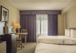 伦敦品质套房酒店 - 伦敦 - 睡房