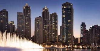 华美达市中心迪拜豪华套房 - 迪拜 - 户外景观