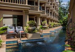 卡塔海滩度假村 - 卡伦海滩 - 游泳池