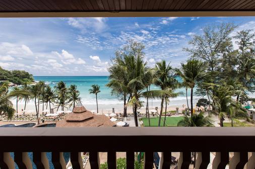 卡塔海滩度假村 - 卡伦海滩 - 阳台