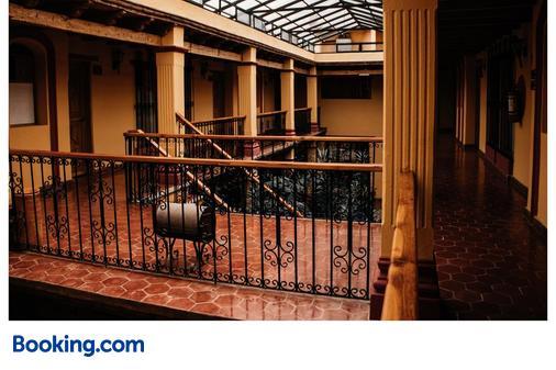 圣地亚哥德马萨莉格丝酒店 - 圣克里斯托瓦尔-德拉斯卡萨斯 - 门厅