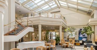 瑞士品质都市酒店 - 因特拉肯 - 大厅