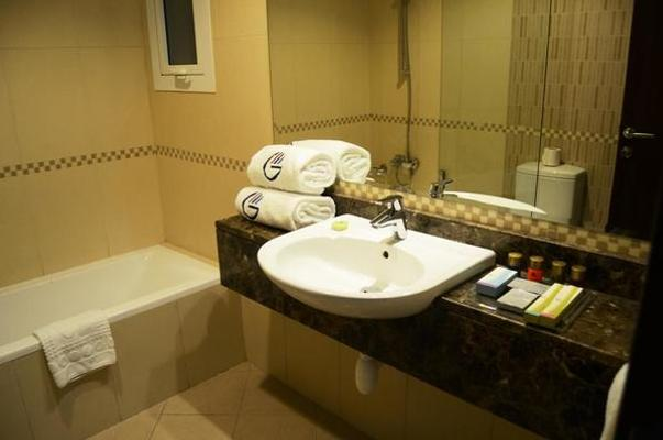 Grand Midwest View Hotel Apartments - Al Barsha - 迪拜 - 浴室
